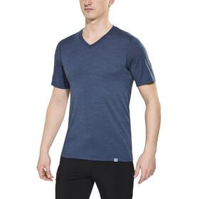 Bergans Bloom - T-shirt manches courtes Homme - bleu